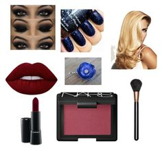 """""""Untitled #23"""" by jaqueline-martinez-1 on Polyvore featuring beauty, Lime Crime, NARS Cosmetics and MAC Cosmetics"""