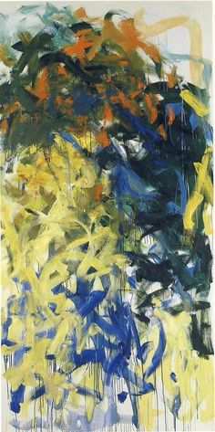 Xavier by Joan Mitchell