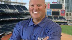 Mark Grant San Diego Padres Fox Sports San Diego Color Analyst
