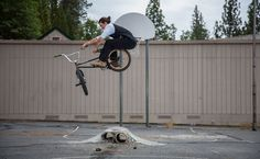 All photos and captions by Ryan Ogawa Reagan Riley hitting this bump like a spine. Bmx Videos, Best Bmx, Bicycle, Photography, Street, Playground Slide, Bike, Photograph, Bicycle Kick