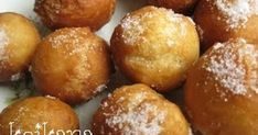 Great recipe for Donut Holes Made with Pancake Mix & Milk. I made these as a snack for my donut loving son and for my daughter, who has an egg allergy. ○ These are nice and crisp! ○ If you are going to use eggs, use 1 egg and 3 tablespoons of milk (I recommend this if you prefer a fluffier texture). Recipe by keikana