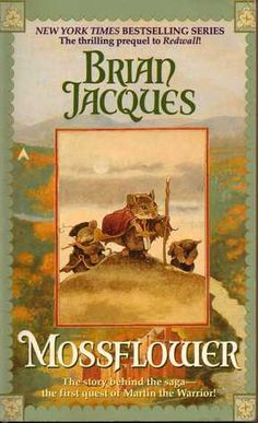 Tells the story of how Redwall Abbey was established through the bravery of the legendary mouse Martin, and his epic quest for Salamandastron. Illustrated with black and white chapter heads by Gary Chalk.