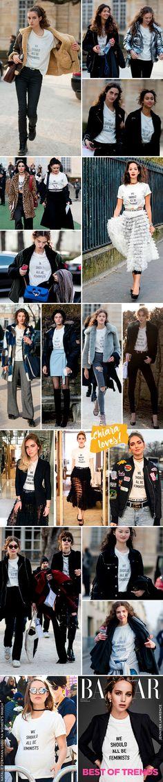 T-shirt hit da Dior terá efeito além do street style! - Garotas Estúpidas - Garotas Estúpidas