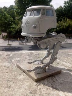 Imperial AT-ST Volkswagen...
