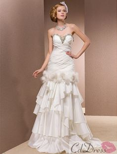 Two-In-One Wedding Dress, 2-In-1 Wedding Dress