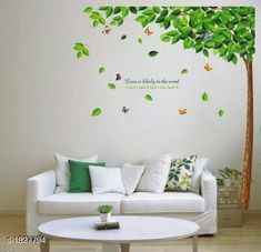 Checkout this latest Decorative Stickers_0-500 Product Name: * Trendy Vinyl Wall Sticker* Material: Vinyl Dimension( H X W): 105 cm X 70 cm Description: It Has 1 Piece Of  Wall Sticker Country of Origin: India Easy Returns Available In Case Of Any Issue   Catalog Rating: ★4 (5385)  Catalog Name: Fashionable Trendy Vinyl Wall Stickers CatalogID_254481 C127-SC1267 Code: 571-1927794-882