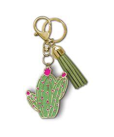 Barrel Cactus Enamel Key-chain by Lady Jayne Barrel Cactus, Key Chain, Succulents, Enamel, Personalized Items, Lady, Collection, Vitreous Enamel, Succulent Plants