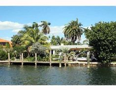 Ft Lauderdale Beautiful 3 Bedroom Waterfront Home with Pool Las Olas near Beach