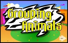 Animal Classification - Interactive Learning Sites for Education