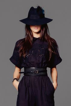 Miss Vogue. Kendall Jenner