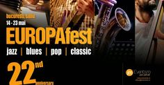 EUROPAfest - Master-classes vioara  23 Mai 2015 Master Class, Concerts, Violin, Jazz, Competition, Workshop, News, Atelier, Jazz Music