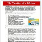 Math Creative Vacation Lesson Plan Unit Common Core Math Standards:Number and Operations in Base Ten, Mathematical ProcessesCommon Core Writing. Math Class, Fun Math, Teaching Math, Teaching Ideas, Common Core Math Standards, Math Challenge, Fifth Grade Math, Math Projects, Gifted Education