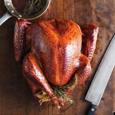 #Thanksgiving is next week, and just because we like to be helpful...here is some #gourmet advice from #BonAppétitMagazine!