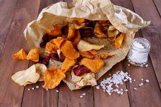 Chipsy nemusia byť vždy nezdravé, stačí vedieť ako nato!