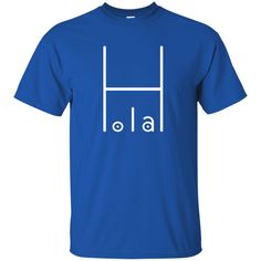 HOLA Unisex Cotton T-Shirt