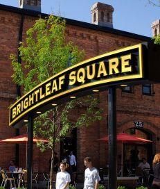 Brightleaf Square in Durham, North Carolina is the