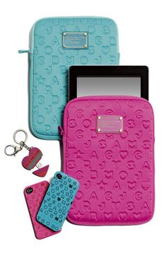 This girl needs this!!!!! David got his otterbox for his ipad mini so I deserve a little Marc Jacobs!