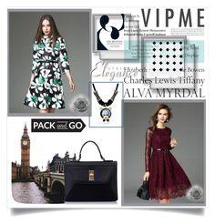 """VIPME"" by ramiza-rotic ❤ liked on Polyvore featuring Tiffany & Co., Prada and vipme"