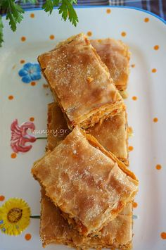 Leek Pie with Country Style Phyllo Sheet, Leek Pie with Country Style Phyllo Sheet Recipes, Country Style Leek Pie Leek Pie, Kitchen Stories, Greek Recipes, Sweet Desserts, French Toast, Bread, Country Style, Breakfast, Food