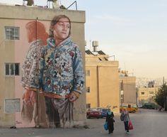 Wallah, Jordan by artist Fintan Magee