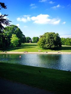 Roundhay Park - Richard Newies.  For more photos please visit our website: www.imfromyorkshire.com