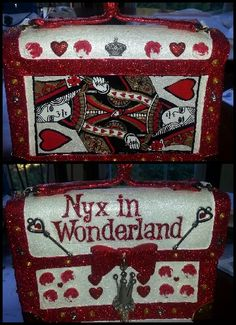 521ab060eb Queen of Hearts purse by Maryann Deery Nyx