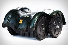 Automatic lawn mower - the Lawn Spyder! Like a Roomba for your lawn
