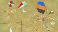 Βασιλείου Σπύρος – Spyros Vassiliou [1903-1985] Street Art, Conceptual Art, Kite, Printmaking, Folk Art, Projects To Try, Illustration Art, Weaving, Kids Rugs