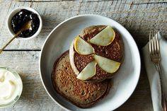 Pancake Mix ; rye ; oat ; whole wheat ; buttermilk ; pancakes