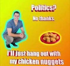 politics suck asssss,, swear it on everything im like not gonna vote when i get older :/