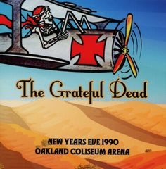 New Years Eve 1990 Oakland Coliseum Arena ( 3 CD SET)