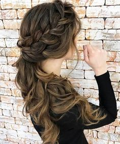 Ever Best Half Up Braided Hairstyles 2018 for Women That Make You Swoon