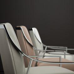 Designer Christophe Pillet's Aileron Chairs