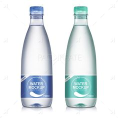 Packaging Mockups Templates and Assets Mineral Water Bottle PSD Mockup Agua Mineral, Mineral Water, Packaging Machinery, Beverage Packaging, Bottle Mockup, Bottle Design, Cleaning Supplies, Packaging Design, Drinks