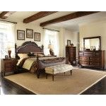 ART Furniture - Port Royal Poster Bedroom Set - ART-185155-2106-HB-FB-RS-ROOM SPECIAL PRICE: $1,393.00