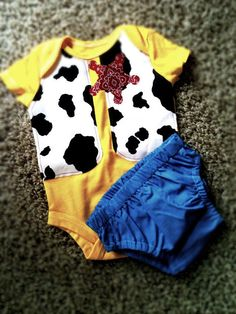 Custom Toy Story outfits for 2 siblings by LaineybelleBoutique, $117.00