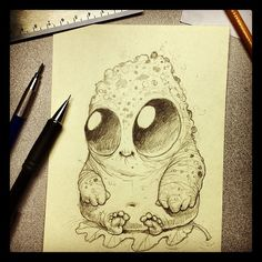 Another Chris Ryniak doodle..so adorb!