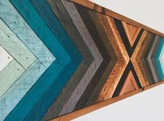 How To Make Home Decoration Items Wooden Wall Art, Diy Wall Art, Wood Wall, Diy Wood Projects, Wood Crafts, Art Projects, Mountain Designs, Geometric Wall Art, Wood Creations