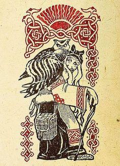 Baba Yaga (c) Maxim Kyleshov Максим Кулешов