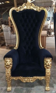 The Throne Chair is Classic & Luxury Furniture, Shop Now !The Throne Chair or in Indonesia is known as the Syahrini Chair.