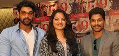 Photos - Rudhrama Devi Release Pressmeet