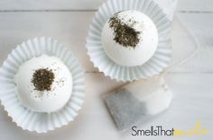 Green Tea-Tea Tree Oil Bath Bomb