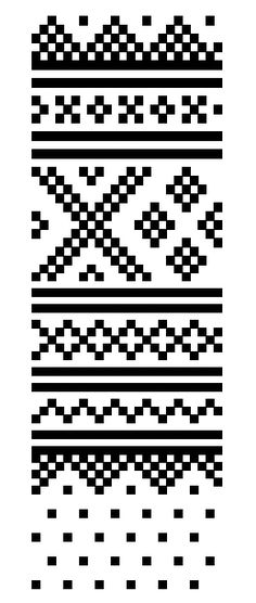 Knitting pattern for traditional Norwegian Setesdal-Sweater.