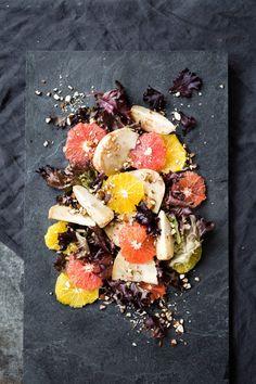 bakad rotselleri recept vegetarisk mat rostad ugnsbakad