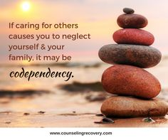 Codependency is often underneath addiction and doesn't get noticed in early recovery. Take notice!