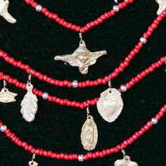 Milagro Necklace - Good Luck Charm - Beautiful! | eBay
