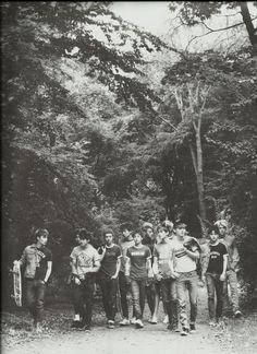EXO Photobook 'DIE JUNGS'.