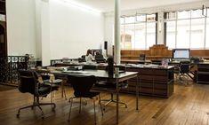 Bureau Rue D'Uzès Paris Franklin Azzi Architecte