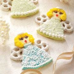 Heavenly Cookie Angels Recipe