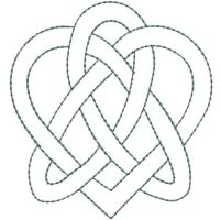 Another heart knot